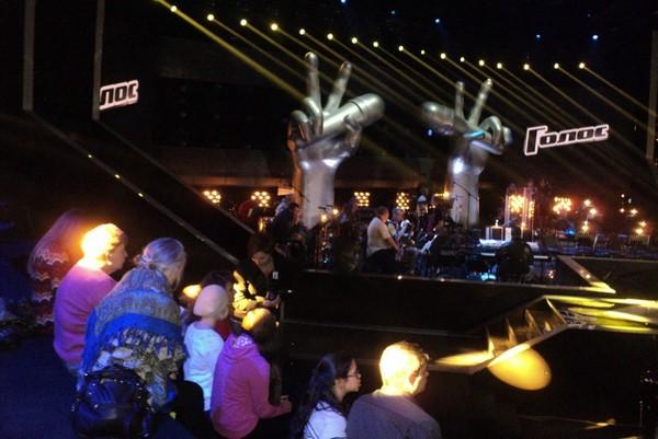 Массовка в зрительный зал на передачу «Голос» | telepropusk - изображение 2