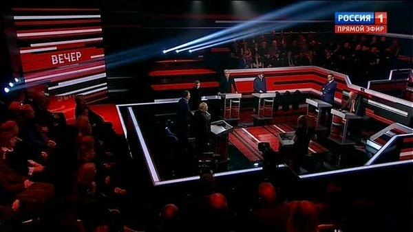 Массовка в зрительный зал передачи Вечер с Владимиром Соловьёвым | telepropusk - изображение 3