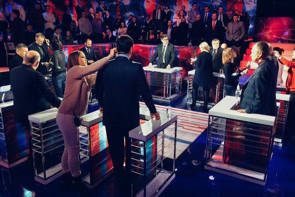 Массовка в зрительный зал передачи Вечер с Владимиром Соловьёвым | telepropusk - изображение 2