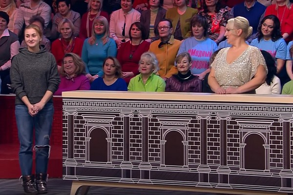 Зрители на передачу «Модный приговор» | telepropusk - изображение 3